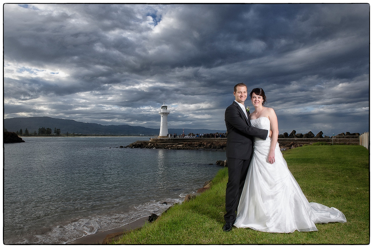 Wollongong Wedding Photographer - City Beach Function Centre