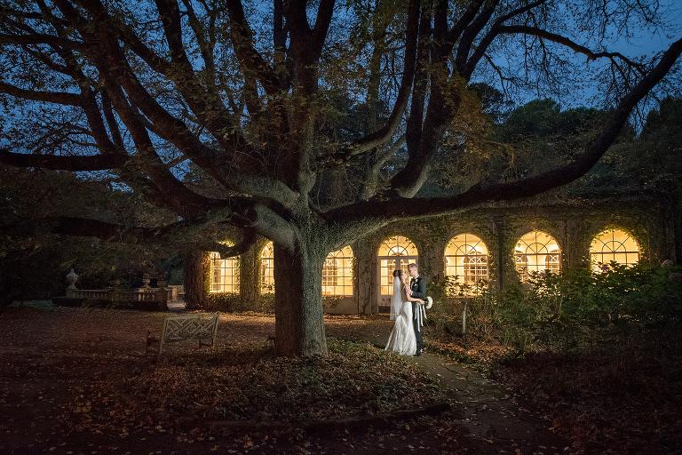 milton park country house wedding
