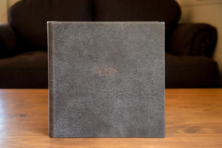 Queensberry Overlay Matted Album